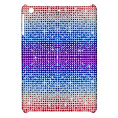 Rainbow Of Colors, Bling And Glitter Apple Ipad Mini Hardshell Case by artattack4all