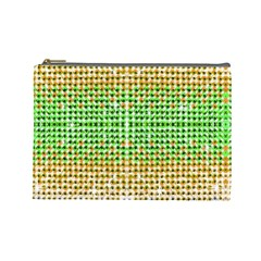 Diamond Cluster Color Bling Large Makeup Purse by artattack4all