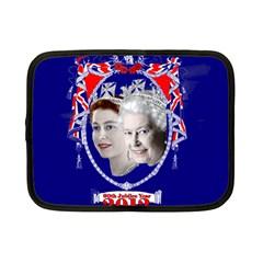 Queen Elizabeth 2012 Jubilee Year 7  Netbook Case
