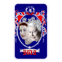Queen Elizabeth 2012 Jubilee Year Card Reader (rectangle) by artattack4all