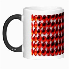 Deep Red Sparkle Bling Morph Mug by artattack4all