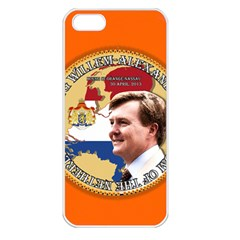 Willem Png2 Apple iPhone 5 Seamless Case (White)
