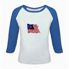 Malaysiaan Flag Kids Baseball Jersey by ebay2009