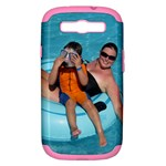 Ally - Samsung Galaxy S III Hardshell Case (PC+Silicone)