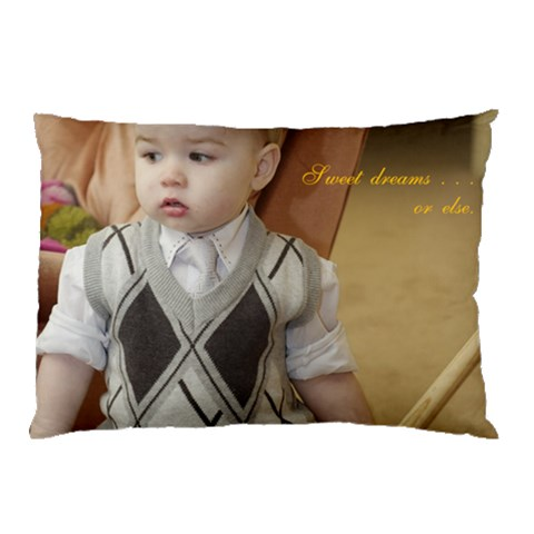 Sweet Dreams By Deborah Mullan   Pillow Case   T11rgn1zab5g   Www Artscow Com 26.62 x18.9 Pillow Case