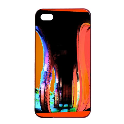 Phone Case By Christine Carter   Apple Iphone 4/4s Seamless Case (black)   Pppkxcxq5jiq   Www Artscow Com Front