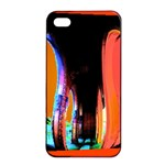 phone case - Apple iPhone 4/4s Seamless Case (Black)