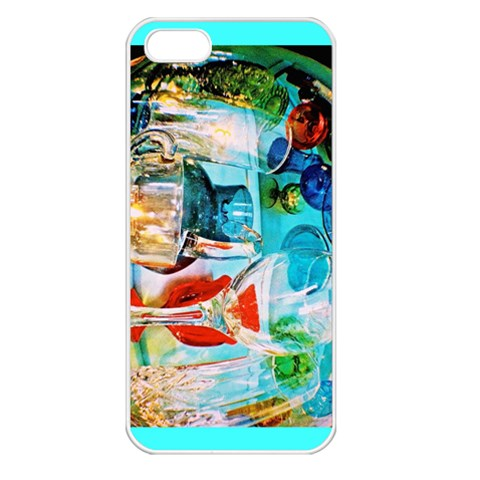 I Phone Case By Christine Carter   Apple Iphone 5 Seamless Case (white)   Nwq5637cfy84   Www Artscow Com Front