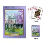 Thank You Playing Cards for committee - Playing Cards Single Design
