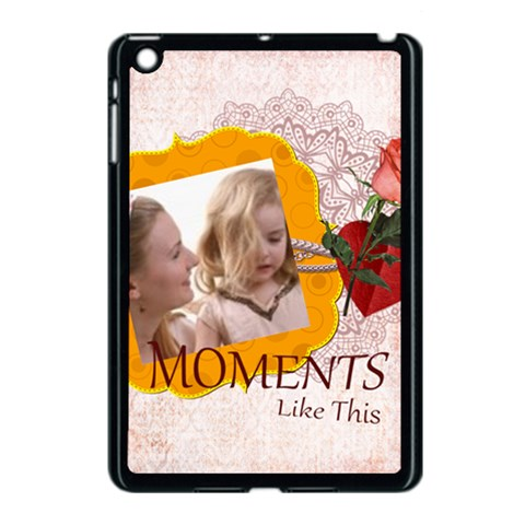 Mothers Day By Joely   Apple Ipad Mini Case (black)   Kjapxof0sggl   Www Artscow Com Front