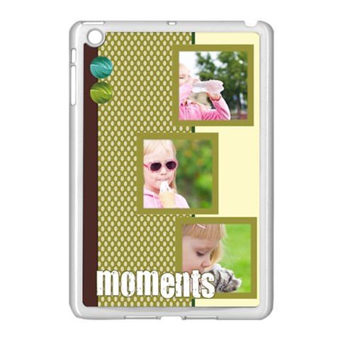 Mothers Day By Joely   Apple Ipad Mini Case (white)   Nc9jib0hu4py   Www Artscow Com Front