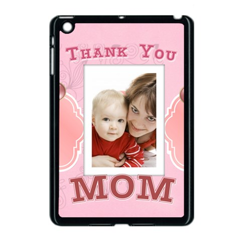 Mothers Day By Joely   Apple Ipad Mini Case (black)   4mmnhcr9gp6z   Www Artscow Com Front
