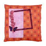 cushion_butterfly - Cushion Case (Two Sides)