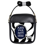 Zebra Girl Sling Bag - Girls Sling Bag