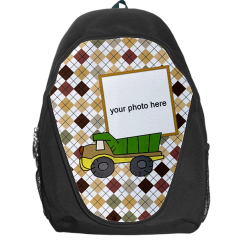 Boys Backpack By Zornitza   Backpack Bag   Pszhe9na6lx2   Www Artscow Com Front