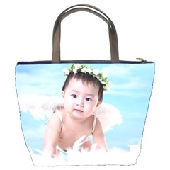 Bucket By Kevin   Bucket Bag   Ko473whi9qyw   Www Artscow Com Back