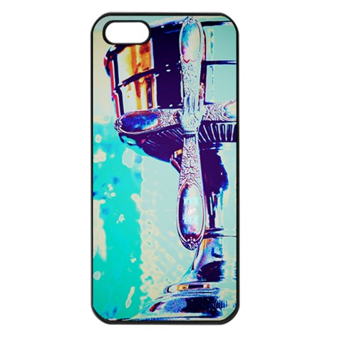 Iphone3 By Christine Carter   Apple Iphone 5 Seamless Case (black)   8b5lsj6i9x3p   Www Artscow Com Front