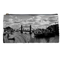 River Thames Waterfall Pencil Case by Londonimages