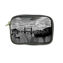 River Thames Waterfall Ultra Compact Camera Case by Londonimages