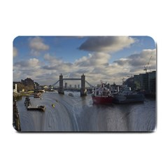 Thames Waterfall Color Small Door Mat