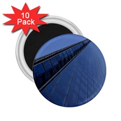 The Shard London 10 Pack Regular Magnet (round) by Londonimages