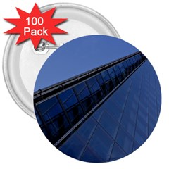 The Shard London 100 Pack Large Button (round) by Londonimages