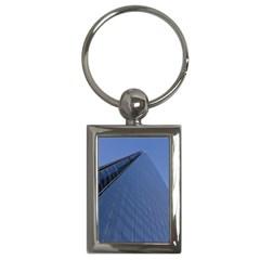 The Shard London Key Chain (Rectangle)
