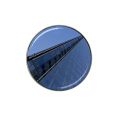 The Shard London 4 Pack Golf Ball Marker (for Hat Clip) by Londonimages