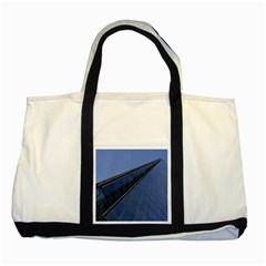 The Shard London Two Toned Tote Bag by Londonimages