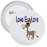 Longear love 3  Button