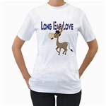 Longear love Women s T-Shirt