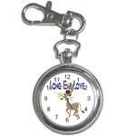 Longear love Key Chain Watch