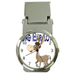 Longear love Money Clip Watch