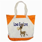 Longear love Accent Tote Bag