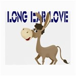 Longear love Glasses Cloth (Small, Two Sides)