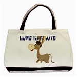 Longear love Classic Tote Bag (Two Sides)