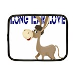 Longear love Netbook Case (Small)
