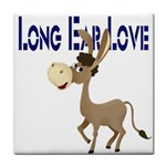 Longear love Face Towel