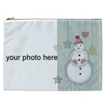 Winter feelings Cosmetic bag XXL - Cosmetic Bag (XXL)