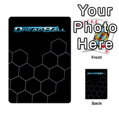Dreadball Negro By Gonzalo   Playing Cards 54 Designs   Rmu25w1tggt1   Www Artscow Com Back