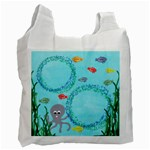The Seabed Recycle bag (one side)