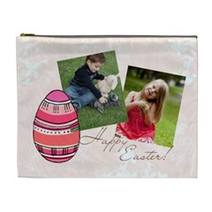 Easter By Easter   Cosmetic Bag (xl)   X3qhkkuq0q7t   Www Artscow Com Front