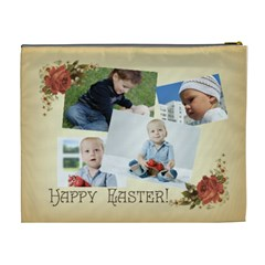 Easter By Easter   Cosmetic Bag (xl)   Rtfvjj3u03g8   Www Artscow Com Back
