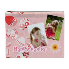 Easter By Easter   Cosmetic Bag (xl)   Stsfkv8a1js3   Www Artscow Com Front