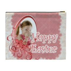 Easter By Easter   Cosmetic Bag (xl)   Mpa1zpojnt00   Www Artscow Com Back