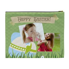 Easter By Easter   Cosmetic Bag (xl)   1ezui79a8bfx   Www Artscow Com Back