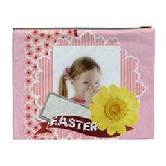 Easter By Easter   Cosmetic Bag (xl)   5tjw5feauqto   Www Artscow Com Back