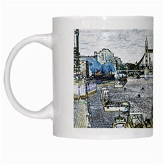 River Thames Art White Coffee Mug by Londonimages