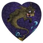 Geniedonkey (1) Jigsaw Puzzle (Heart)