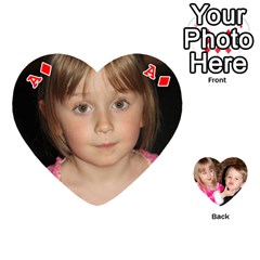 Ace Cards Lily By Rose Springer   Playing Cards 54 (heart)   T5ef4boxfi4u   Www Artscow Com Front - DiamondA